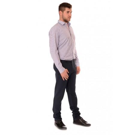 Mъжка риза 384, Силует М