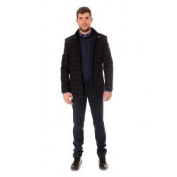 Mъжко късо палто Силует М 10141
