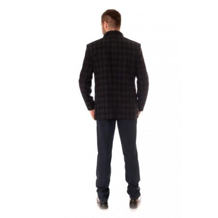 Мъжко палто 1014, Силует М