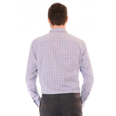 Mъжка риза 383, Силует М
