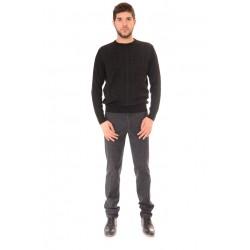 Мъжки вълнен пуловер Силует М  2747