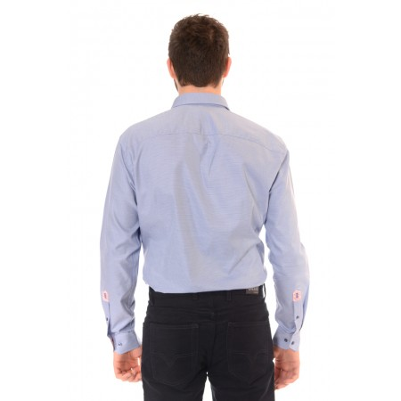 Mъжка риза 354, Силует М