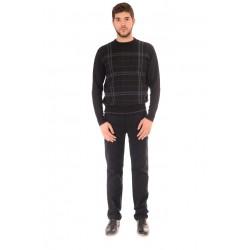 Мъжки вълнен пуловер Силует М  2739