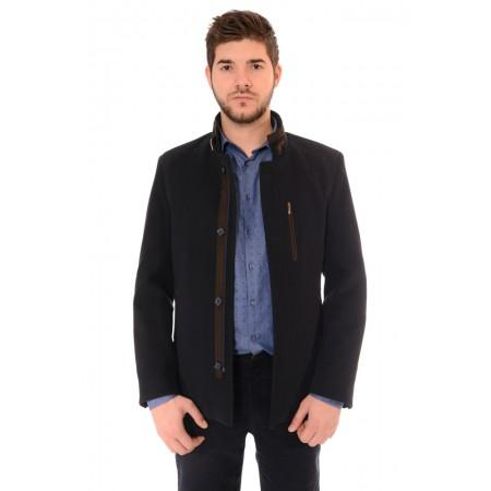 Мъжко палто 1129, Силует М