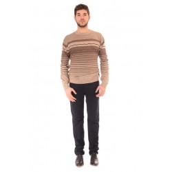 Мъжки вълнен пуловер Силует М  3719